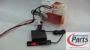 APEXI, Turbo Timer - Black Casing, Red Light Model 26082