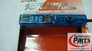 APEXI, Pen Timer - Transparent Casing, Clear/Blue - Model 27376