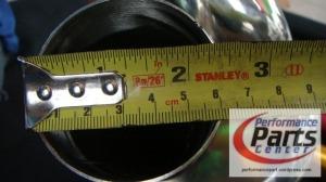 HKS, Twin Tail Pipe - Type 004  - Model 32458