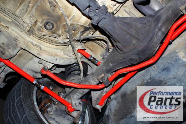 MEGAN, Adjustable Rear Suspension Link -Toyota AE86