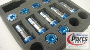 RAYS, Volk - Racing Nuts Concealed Heptagon LockRAYS, Volk - Racing Nuts Concealed Heptagon Lock