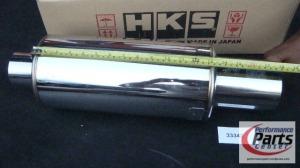 HKS, Hi-Power Exhaust - Model 33342