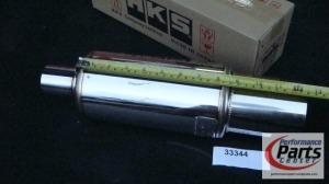 HKS, Hi-Power Exhaust - Model 33344