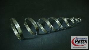 NN, Hose Clip - Stainless Steel