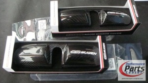 MUGEN, Real Carbon Room Mirror Cover