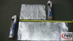 BILLION, Super Thermo Cloth Aluminium