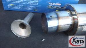 JASMA, N1 Muffler - JRM-4002