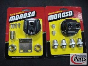 MOROSO, Oil Cooler Adaptor - Relocation Type