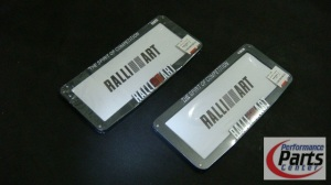 RALLIART, Number Plate Frame
