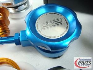 SKUNK2, Racing Engine Oil Filler Cap - Black Badge