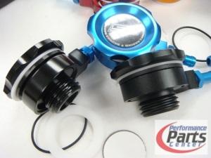 SKUNK2, Racing Engine Oil Filler Cap - Silver Badge