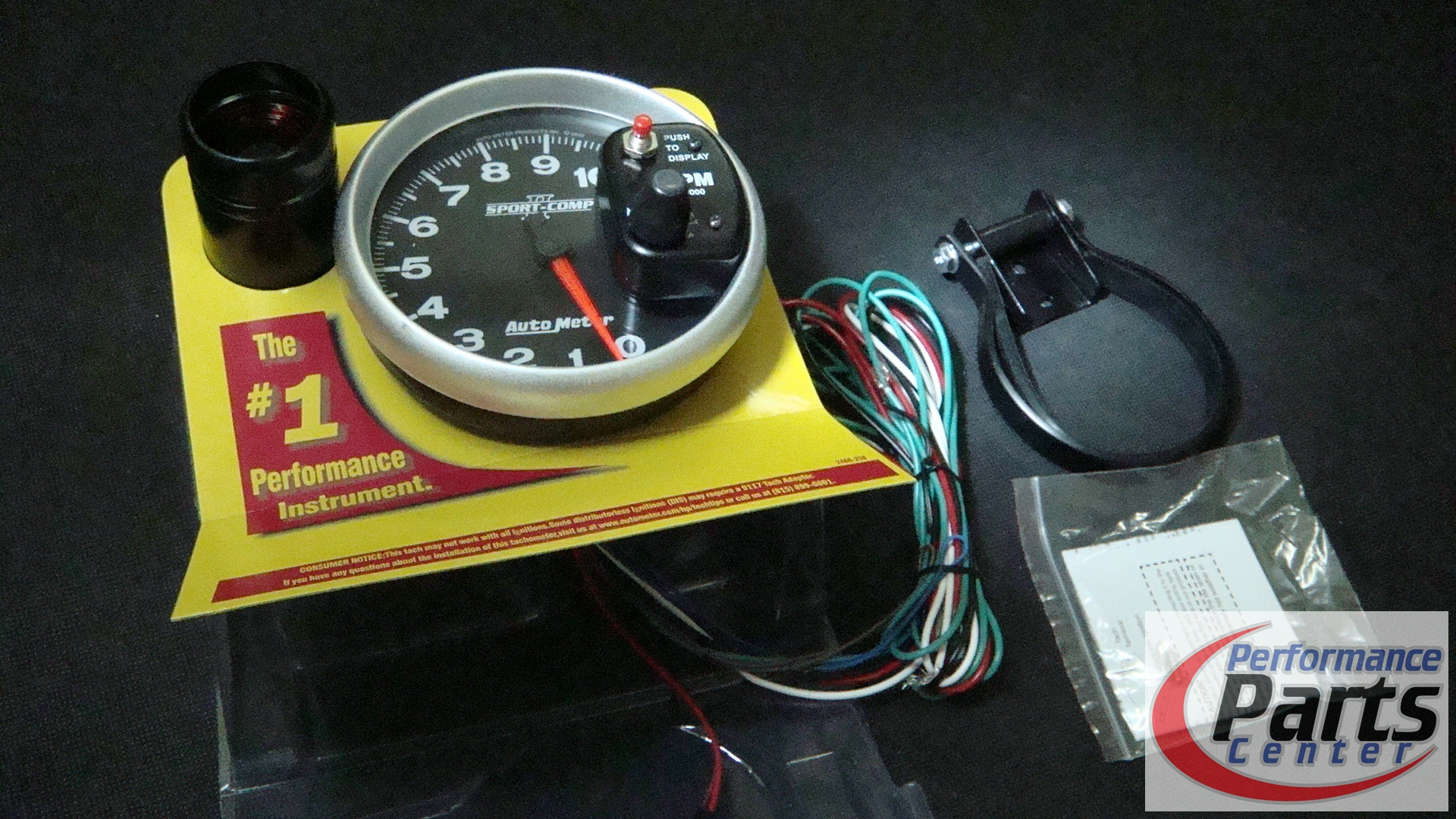 autometer meter rpm sport comp2 5 monster. Black Bedroom Furniture Sets. Home Design Ideas