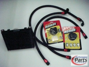 MOROSO, Oil Cooler Relocations Kit
