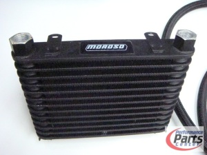 MOROSO, Oil Cooler Relocations Kit